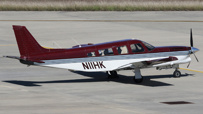 N11HK  - Piper PA-32R-301T Turbo Saratoga SP - Private