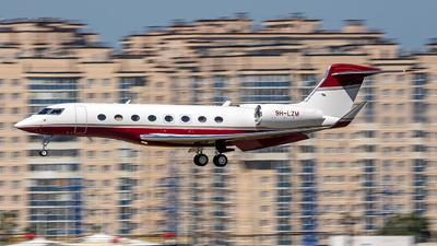 9H-LZM - Gulfstream G650 - Avcon Jet