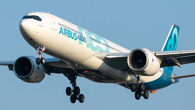 A picture of FWTTN - Airbus A330941 - Airbus - © Clément Moenner