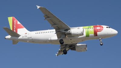 CS-TTS - Airbus A319-112 - TAP Portugal