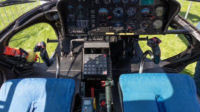 F-MJCX - Aérospatiale AS 350BA Ecureuil - France - Gendarmerie