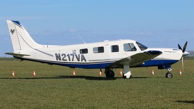 A picture of N217VA - Piper PA32R301T - [3257492] - © BaszB