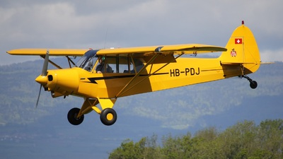 A picture of HBPDJ - Piper PA18150 Super Cub - [1809056] - © Manueljb