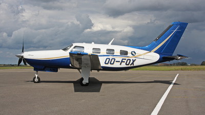 OO-FOX - Piper PA-46-350P Malibu Mirage - Private