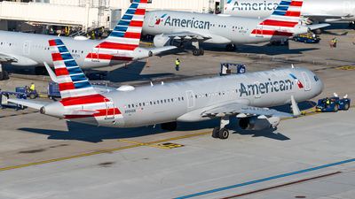 N994AN - Airbus A321-231 - American Airlines