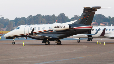 N346FX - Embraer 505 Phenom 300 - Private