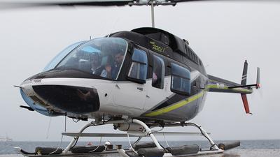 A picture of VHNBR - Bell 206L1 LongRanger II - [45232] - © Jason CDHK
