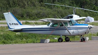 A picture of CFSSI - Cessna 172G Skyhawk - [17253658] - © Guy Langlois