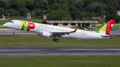 PR-AYT - Embraer 190-200IGW - TAP Express
