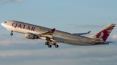 A7-ACB - Airbus A330-203 - Qatar Airways