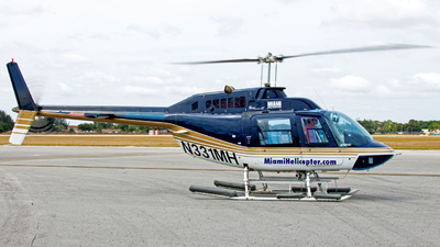 A picture of N331MH - Bell 206B - [3564] - © Jorge Rivas