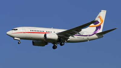 B-5273 - Boeing 737-7HD(BBJ) - Deer Jet