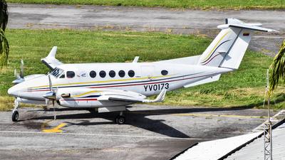 YVO173 - Beechcraft 200 Super King Air - Venezuela - Servicio Autónomo de Coordinación de Transporte Aéreo (SATA)
