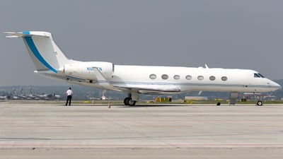N588TN - Gulfstream G550 - Private