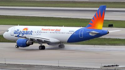 N230NV - Airbus A320-214 - Allegiant Air