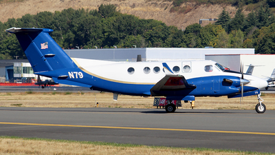 N79 - Beechcraft B300 King Air - United States - Federal Aviation Administration (FAA)