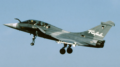B01 - Dassault Rafale B - France - Air Force