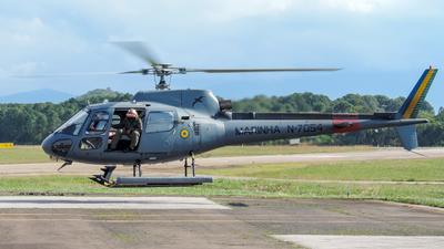 N-7054 - Helibr�s UH-12 Esquilo - Brazil - Navy