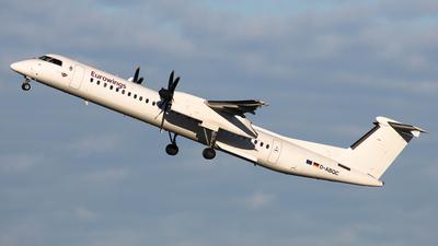 A picture of DABQC - De Havilland Canada Dash 8400 - [4231] - © BaszB