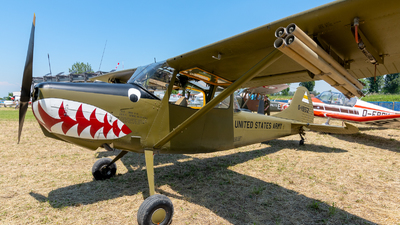 I-BDOG - Cessna O-1 Bird Dog - Private