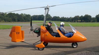 D-MSEE - AutoGyro Europe MT-03 Eagle - Private