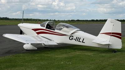 G-IILL - Vans RV-7 - Private