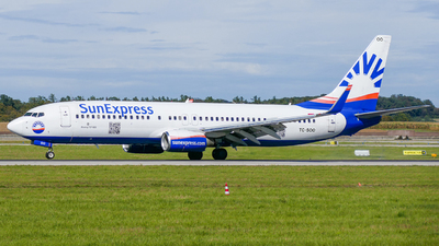 TC-SOO - Boeing 737-8AS - SunExpress