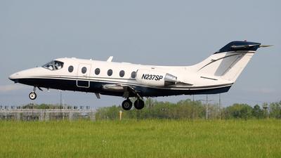 N237SP - Beechcraft 400A Beechjet - Private