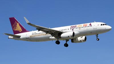 XU-356 - Airbus A320-232 - Cambodia Angkor Air