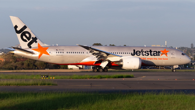 A picture of VHVKK - Boeing 7878 Dreamliner - Jetstar Airways - © Leon Aviation