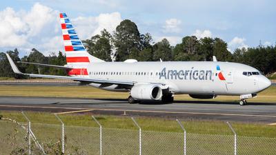 N933NN - Boeing 737-823 - American Airlines