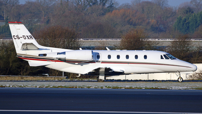 CS-DXR - Cessna 560XL Citation XLS - NetJets Europe