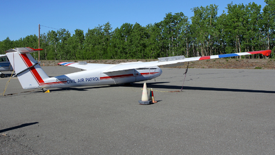 A picture of N394BA - Let L23 Super Blanik - Civil Air Patrol - © Sandra