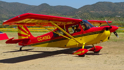 CC-KSQ - American Champion 8KCAB Super Decathlon - Aero Club - Santiago