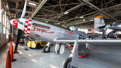 N51HR - North American P-51D Mustang - Private