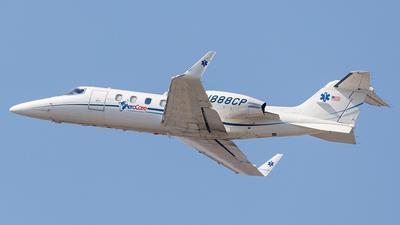 N888CP - Bombardier Learjet 31 - AeroCare Medical Transport
