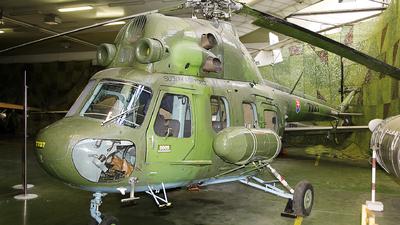 7737 - PZL-Swidnik Mi-2 Hoplite - Slovakia - Air Force