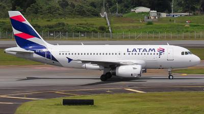 A picture of CCCPF - Airbus A319132 - LATAM Airlines - © Santiago Osorio Ramírez