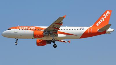 OE-IZB - Airbus A320-214 - easyJet Europe