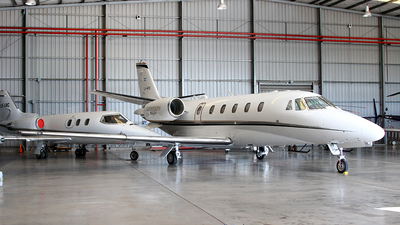 LV-HFS - Cessna 560XL Citation XLS Plus - Private