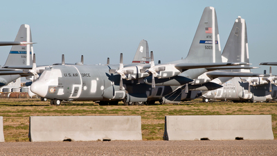 85-0035 - Lockheed C-130H Hercules - United States - US Air Force (USAF)