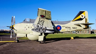 XL502 - Fairey Gannet AEW.3 - United Kingdom - Royal Navy