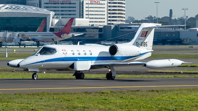 B-4185 - Bombardier Learjet 36 - China - Air Force