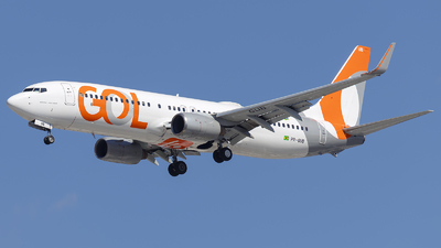 PR-GUB - Boeing 737-8EH - GOL Linhas Aereas