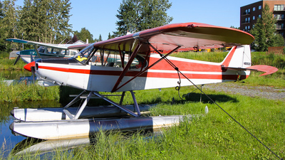 N82633 - Piper PA-18-150 Super Cub - Private