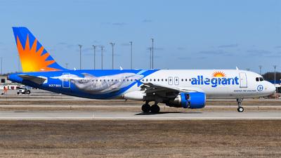 N271NV - Airbus A320-214 - Allegiant Air