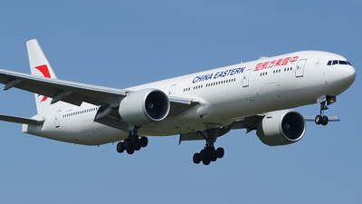 B-7368 - Boeing 777-39PER - China Eastern Airlines