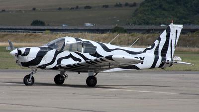 G-ZEBY - Piper PA-28-140 Cherokee F - Private