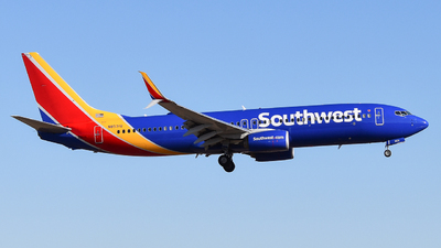 N8531Q - Boeing 737-8H4 - Southwest Airlines