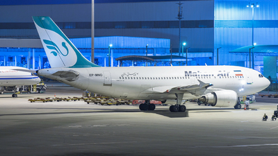 A picture of EPMNO - Airbus A310304 - Mahan Air - © TANG MIN XIN